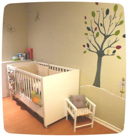bebe habitacion Mercy Guzman