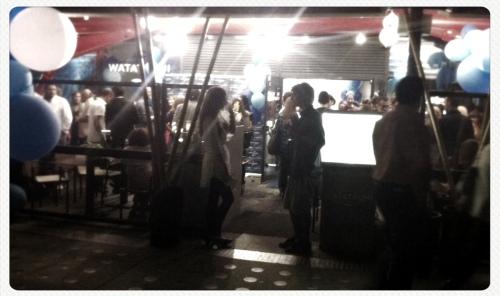 watatsumi, restaurantes, barcelona, japónes, sushi, interiorismo, scabetti, luminarias, esculturas