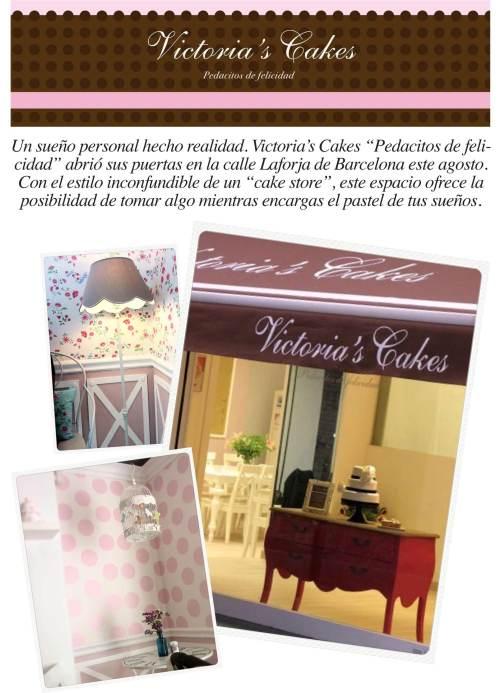 Victorias Cakes, Barcelona, Mercy Guzmán, The Visual Corner, Pasteleria, Cupcakes, Eventos