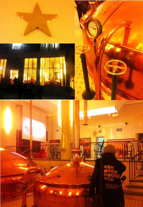 Estrella Damm, Antigua fabrica Damm, cerveza, 48h Open House Barcelona, Arquitectura, Barcelona, Voluntarios, Eventos Barcelona, 48HOHB, Open House Barcelona, the Visual Corner, Mercy Guzmán, Hotel Mandarin Oriental, Hotel Porta Fira, Barcelona Turismo, Architecture, Ruta Modernista