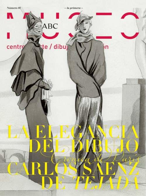 Museo, Madrid, Dibujo, Ilustración, Moda, Historia, Exposiciones, Eventos, ABC, Carlos Saenz, Paris, Años 20, Ilustración Moda, The Visual Corner, Mercy Guzmán, Mercy