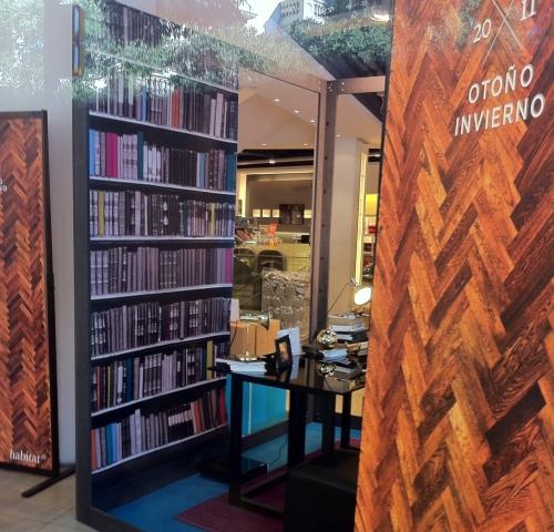 Habitat, tienda decoración, mobiliario, luminarias, textiles, barcelona, escaparates, interiorismo, deoreción, The Visual Corner, Mercy Guzmán