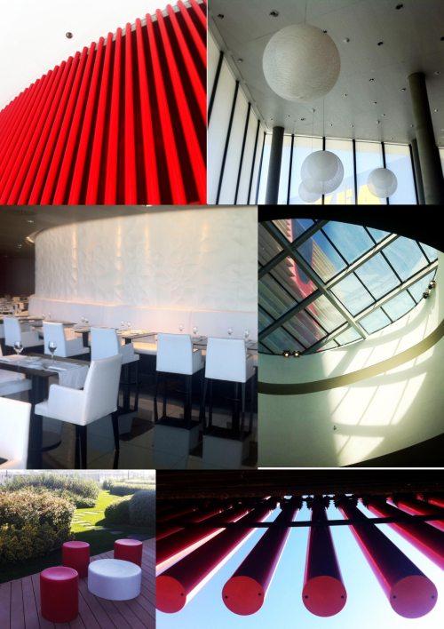 48h Open House Barcelona, toyo Ito, b720, Mercy Guzmán, The Visual Corner, Barcelona, Hotel Porta Fira, Fira Barcelona