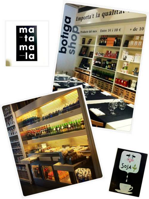 Matamala, Barcelona, Restaurantes, Interiores, The Visual Corner, Mercy Guzmán