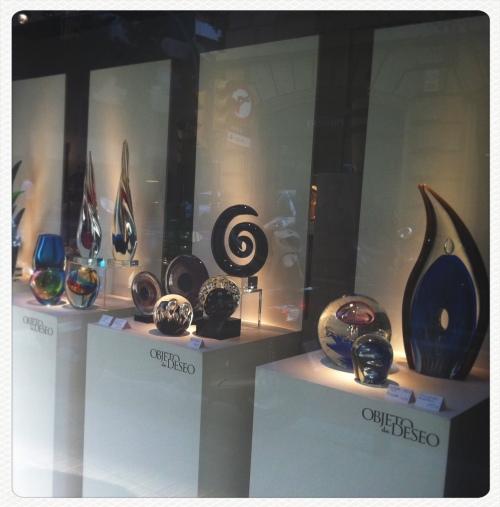 Objeto de deseo, tiendas barcelona, galerias arte, decoración, interiorismo, mercy guzmán, the visual corner, arte moderno