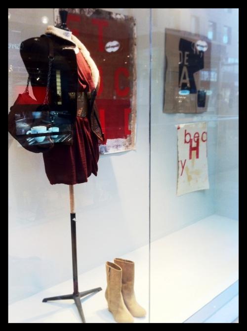Sita Murt, Barcelona, Tiendas, BCN Stores, Lilla Diagonal, Escaparates, Diseñadora, Moda, Fashion, Barcelona, The Visual Corner, Womens clothes, Mercy Guzmán