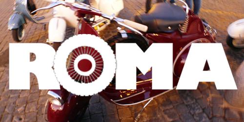 Roma, viajes, tiendas, vía condotti, vespa, fendi, luis viutton, tods, plaza de españa, italia, trastevere, interiores comerciales, escaparates